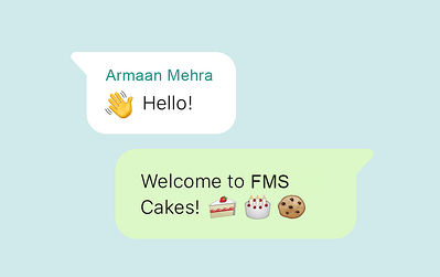 Automatic-Greeting-Messages