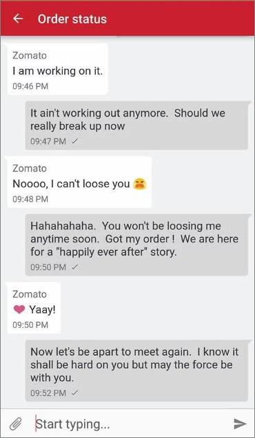 customer-support-bot-zomato