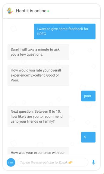 IVR chatbot