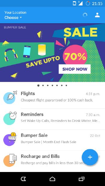 haptik-app-sale