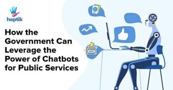 Chatbots for Public Services