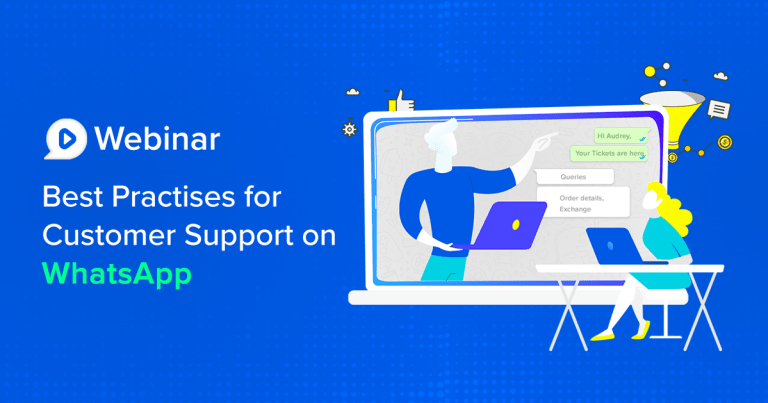 Best practices for customer support webinar