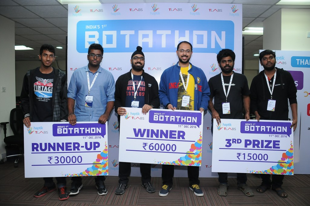 Botathon-winners