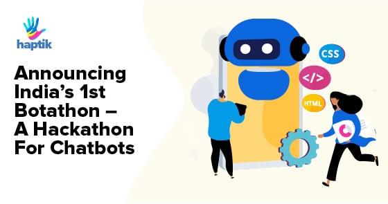 Hackathon For Chatbots