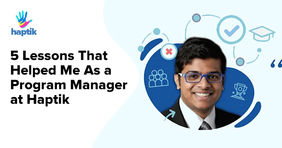 Manager at Haptik