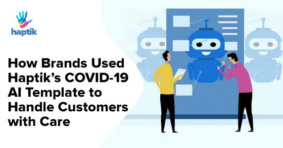 COVID-19 AI Template