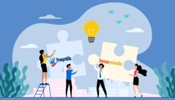 Haptik Joins Hands with Innominds to Power Digital Next Initiatives using Conversational AI-Thumbnail