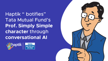 Haptik Launches an IVA for Tata Mutual Fund that resolves 70_ of Support Querie thumbnail
