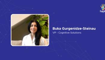 Haptik brings on board Buka Gurgenidze-Steinau as VP - Cognitive Solutions-Thumbnail