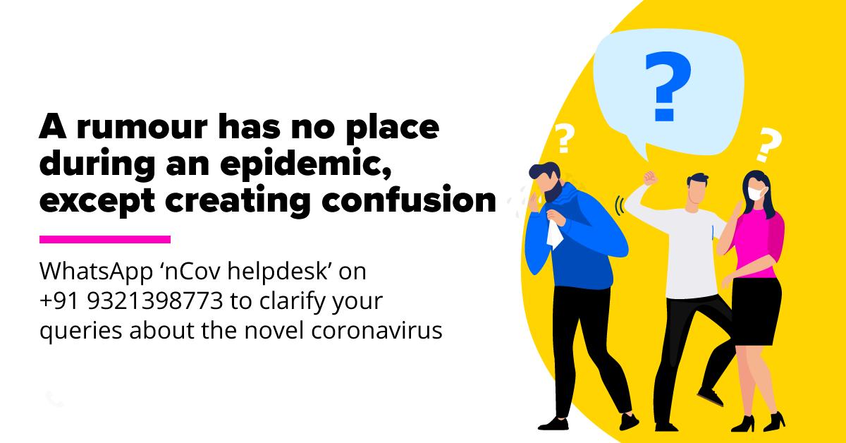 Coronavirus Helpdesk
