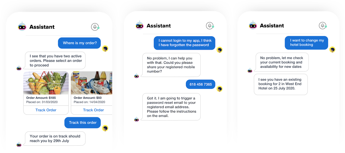customer-service-chatbot-screens