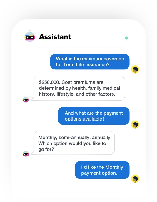 insurance-chatbot-lead-generation