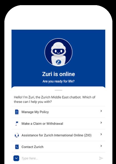 zuri-insurance-chatbot