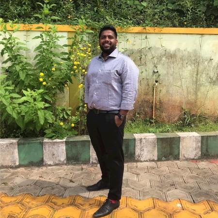 Sanoop Nair