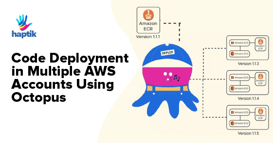 Code Deployment in Multiple AWS Accounts