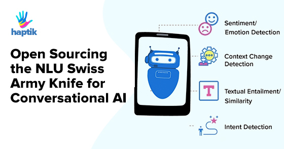 Open Sourcing the NLU Swiss Army Knife for Conversational AI