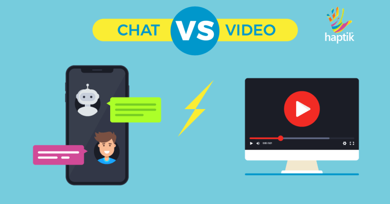 Chat-vs-Video